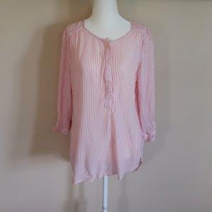 Nine West blouse size medium